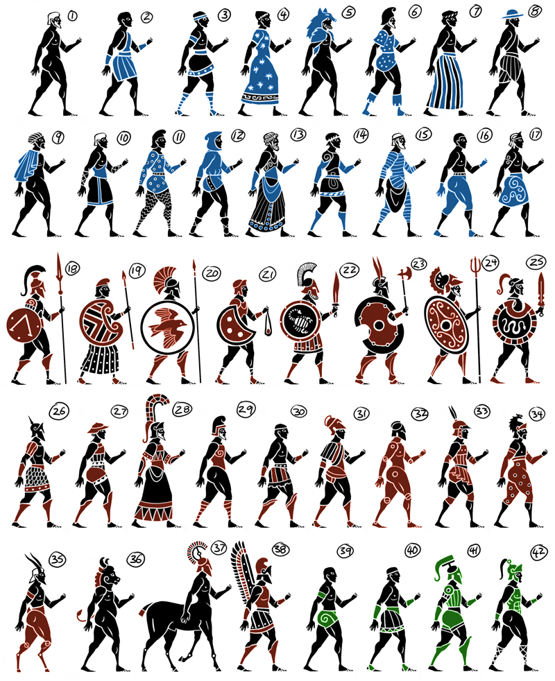 a history of art of the ancient people World history timeline background information major world regions the inhabited world can be divided into twelve major regions.