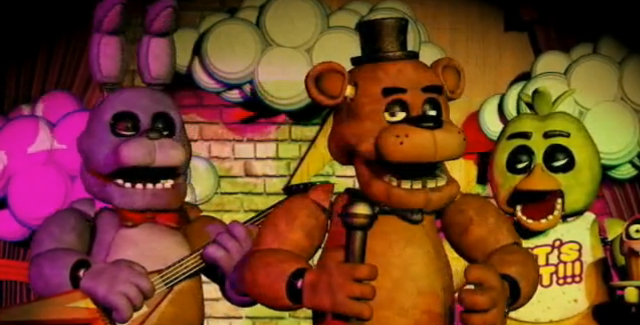 Steam Community Guide How To Survive Five Nights At