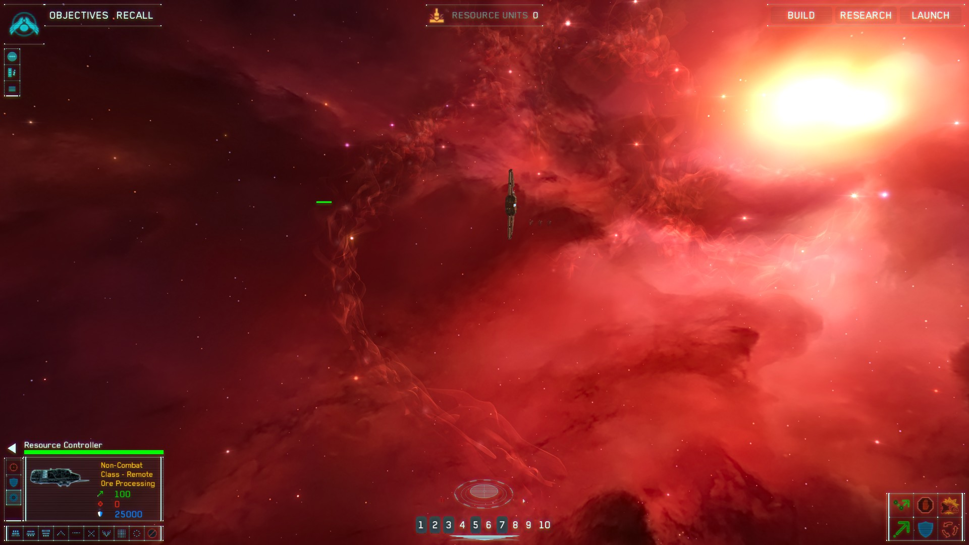 B5DE5795A03582EDB2E800B2C465602232BB6F9B Homeworld: Remastered Collection Review - Floating in Hyperspace
