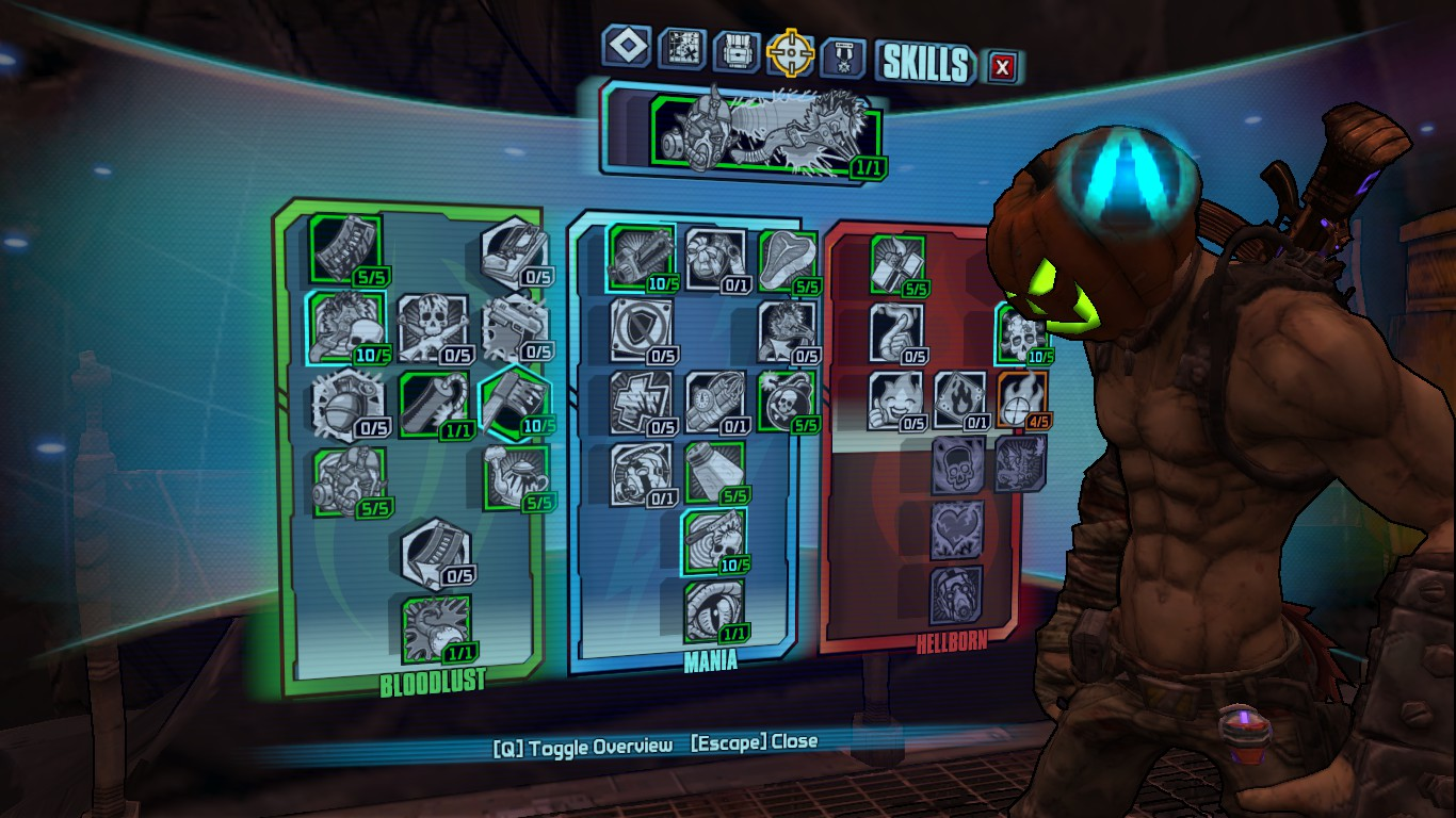 Steam Community :: Guide :: Krieg the Psycho - D0N'T ST0P ... Borderlands 2 Psycho Build