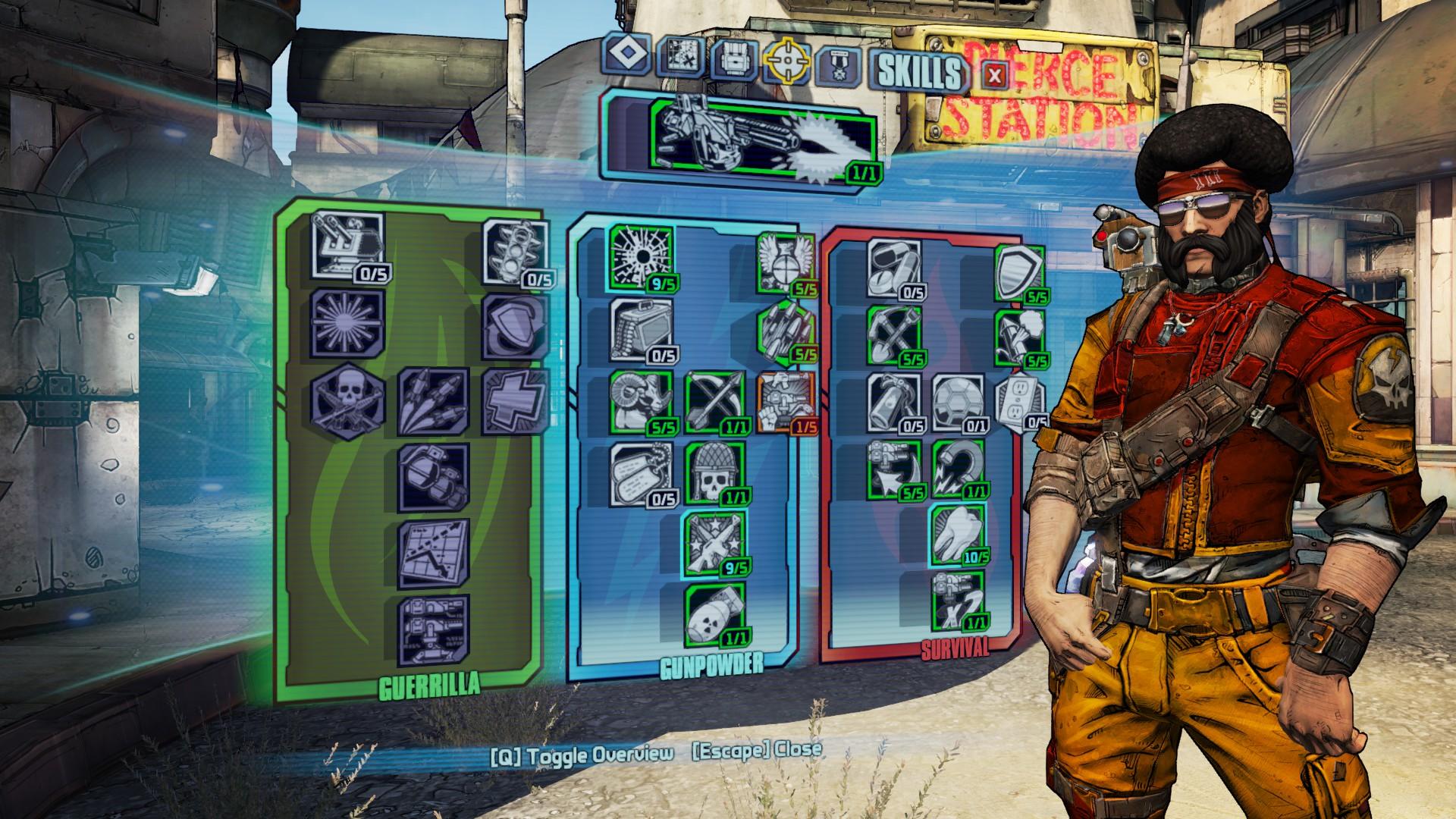 Image Result For Borderlands Mechromancer Build List