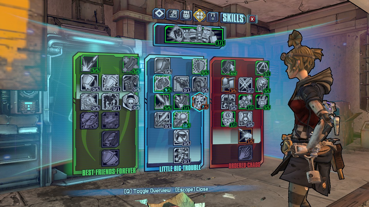 Borderlands 2 how to build sal