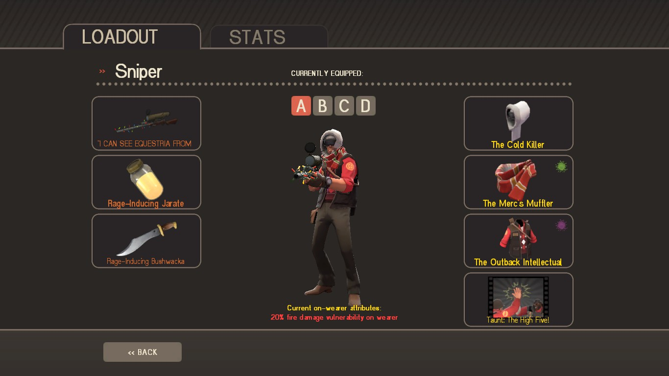 tf2 how to get the huntsman twice