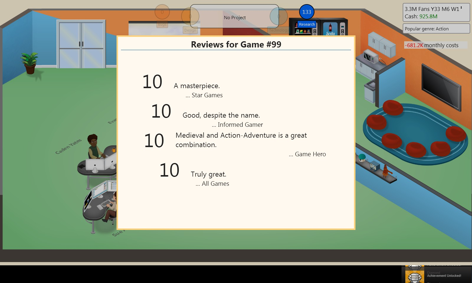 money game dev tycoon