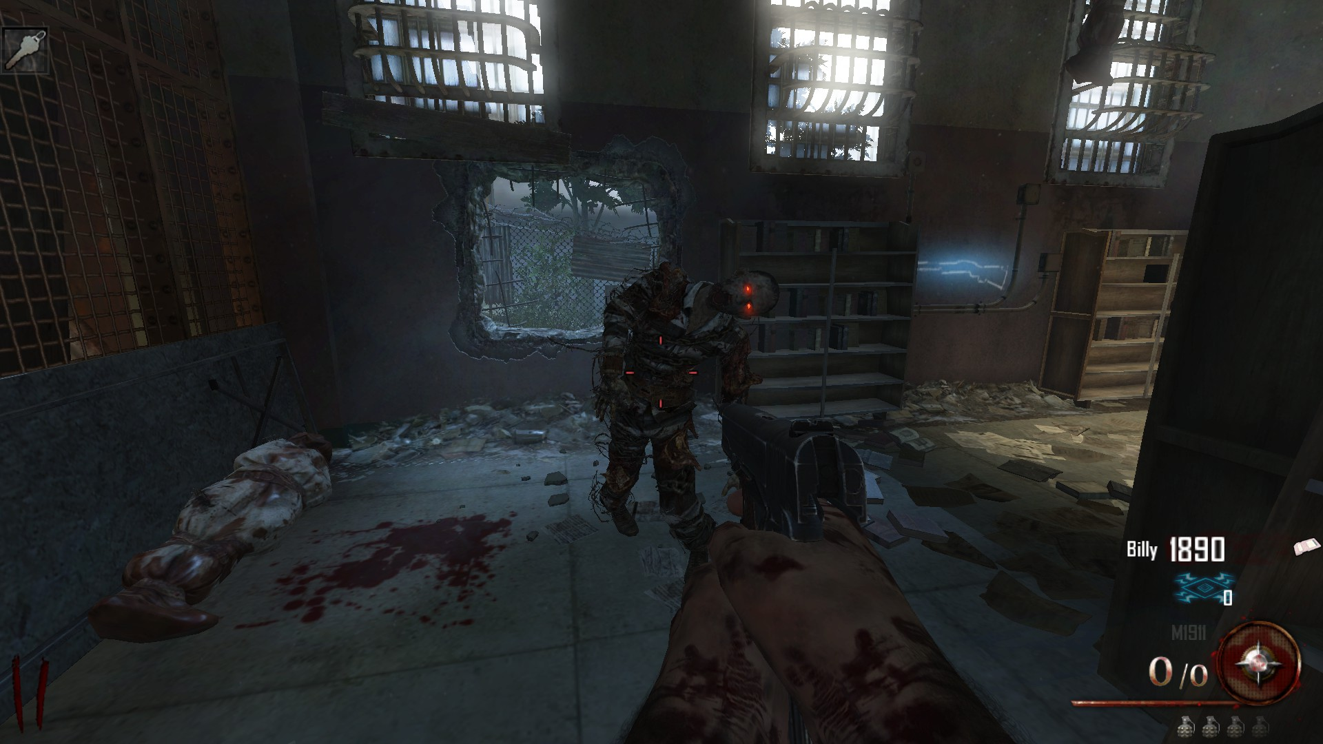 how to get packa punch in mob of the dead