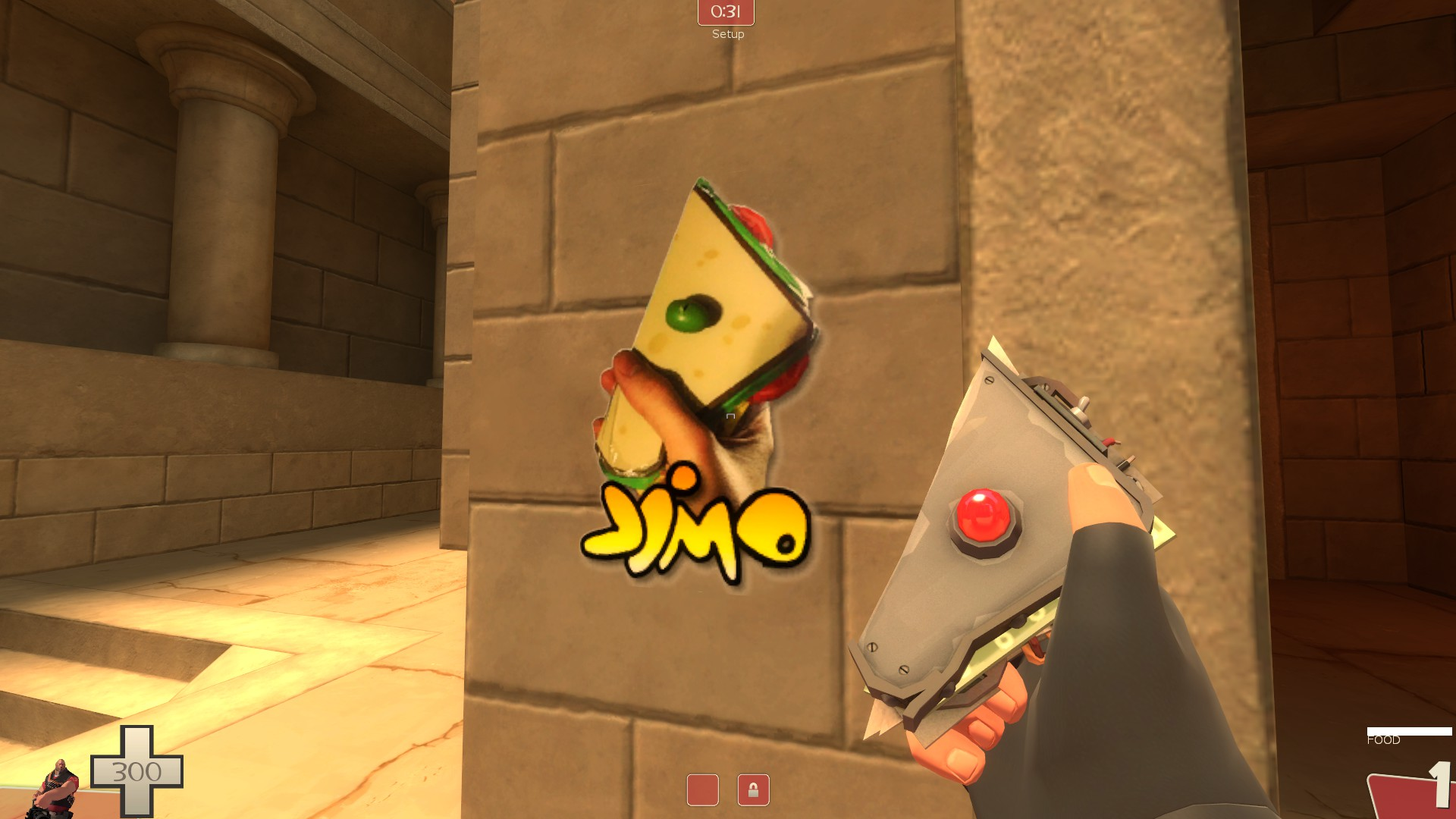 tf2 how to use noise maker